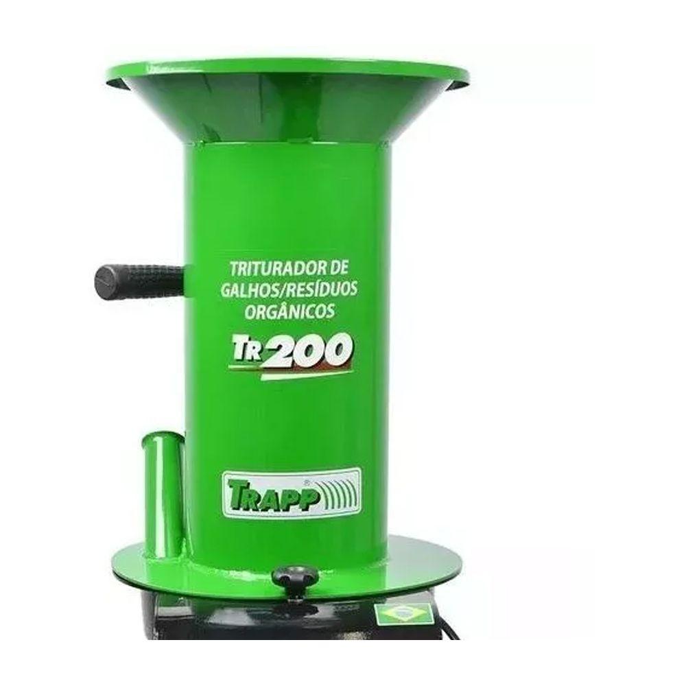 TRITURADOR DE RESIDOS 1,5CV - TR-200 60HZ TRAPP