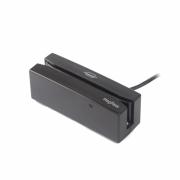 LEITOR  DE CARTÃO MAGNETICO MAGPASS II IMP S180 LCMTEC 9080-S-0 USB-TRILHA 1, 2 E 3