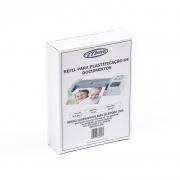 Refil Poleaseal Menno Plastificação de Documentos 80X110 mm C/ 100 Unidades
