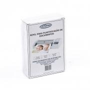 Refil Menno para Plastificação de Documentos 65x95 mm Caixa C/ 100 Unidades