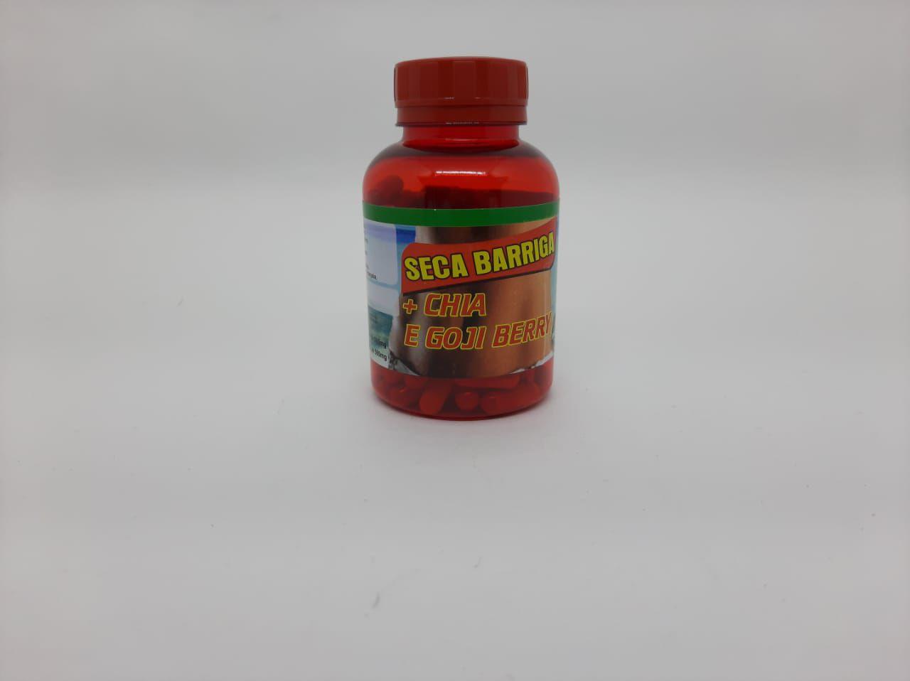 Seca Barriga + Chia e Goji Berry