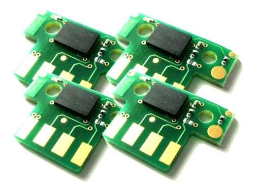 Chip Compatível Lexmark [70C8HY0] Yellow - Cs310/410/510 - 3.000 Páginas - Cartucho & Cia.