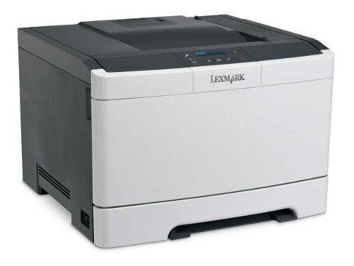 Chip Compatível com Lexmark [80C8SY0] CX310 CX410 CX510 2.000 Páginas Yellow  - Cartucho & Cia