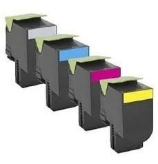 Toner Compatível com Lexmark  [70C8HY0] Yellow - CS310/CS410/CS510 - 3.000 Páginas - Cartucho & Cia.
