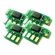 Chip Compatível Lexmark [80C8SY0] Yellow - Impressoras: Cx310/410/510 - 2.000 Páginas - Cartucho & Cia
