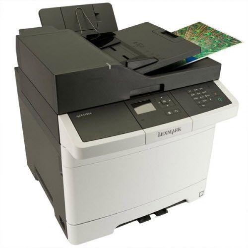 Toner compatível com Lexmark [80C8XK0] Black CX410/CX510DN - 2.500 Páginas - Cartucho & Cia