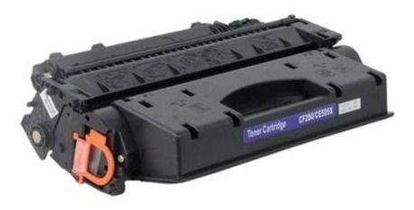 Toner Compatível Hp Ce505x/280x | P2055 -Pode ser utilizado nos modelos: P-2055, P-2055N, P-2055DN, P-2055X - 6,500 Páginas - Cartucho & Cia