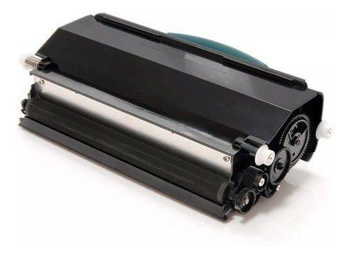 Toner compatível Lexmark E260 E360 E460 X464 3.500 Páginas - Cartucho & Cia