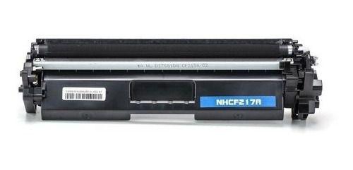 Toner Compatível com Hp Cf217a 17a   M130/M102 - 1.600 Páginas - Cartucho & Cia
