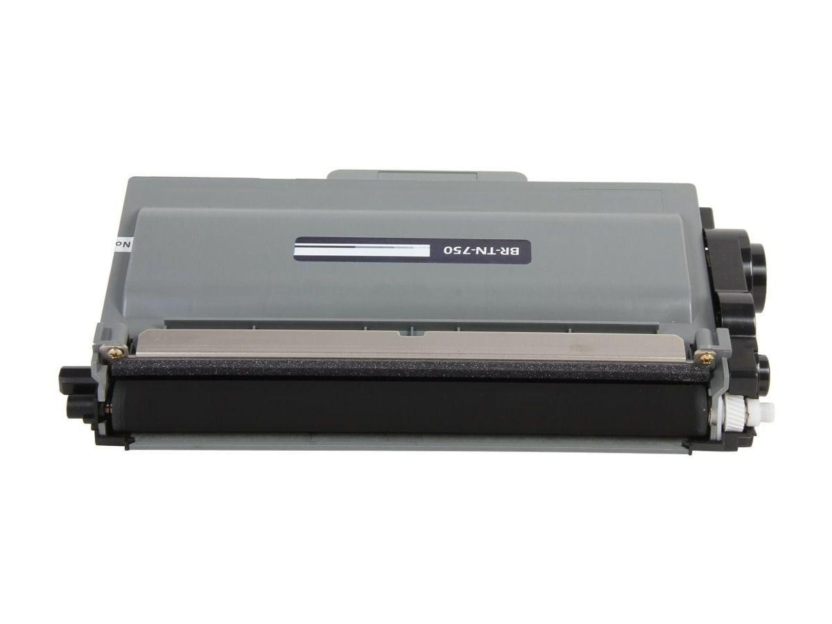 Toner Compatível Brother TN-750 TN-720 - 8.000 páginas - Cartucho & Cia