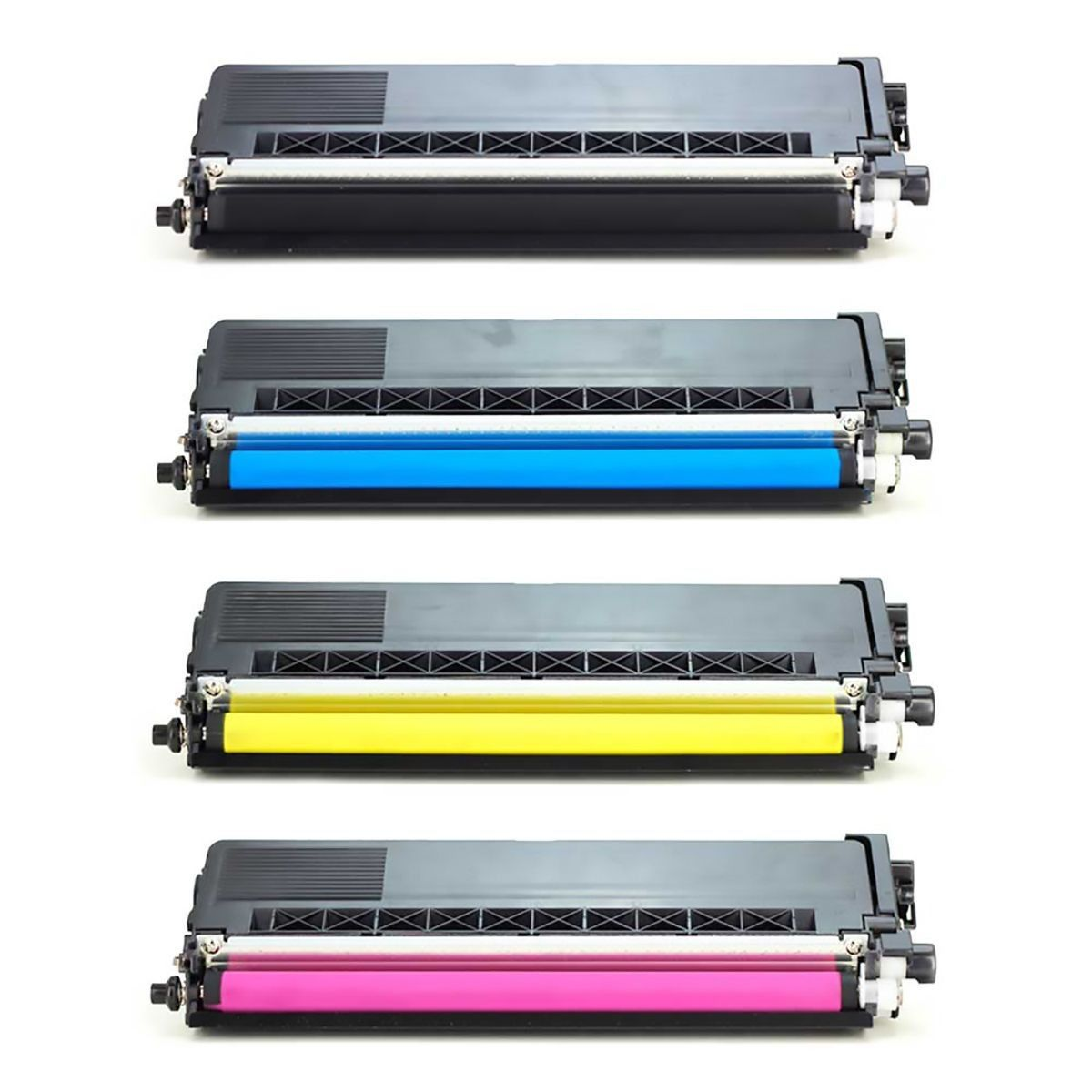 Cartucho de Toner compatível com Brother TN-316M - utilizado nas seguintes impressoras:  DCP-L8400CDN, MFC-L8600CDW, MFC-L8850CDW, HL-L8350CDW - 3.500 Páginas - Cartucho & Cia