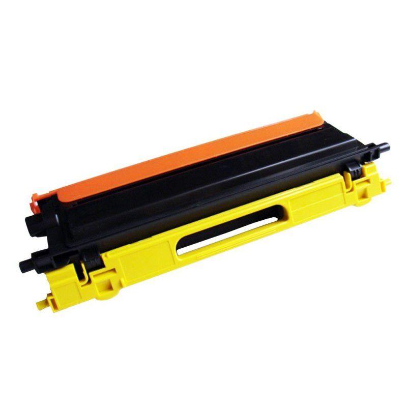 Toner Compatível BROTHER [HL4040]- Yellow -TN115/DCP-9040CN/9045CDN/HL4040CDN/HL4070CDW/MFC-9440CN/9450CDN/9840CDW 4.000 Páginas - Cartucho & Cia