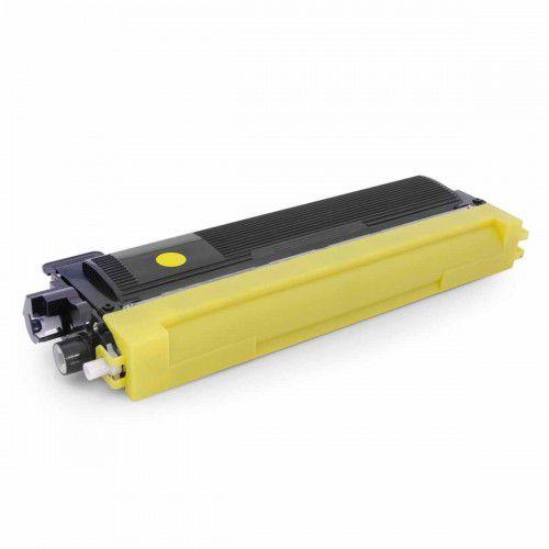 Toner compatível com BROTHER TN210Y TN210 HL3040CN MFC9010CN MFC9320CW Yellow 1.400 Páginas - Cartucho & Cia