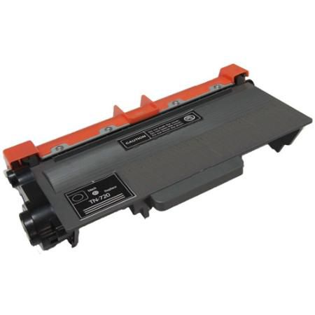Toner Compatível com Brother Tn750 Tn720 Universal - Cartucho & Cia