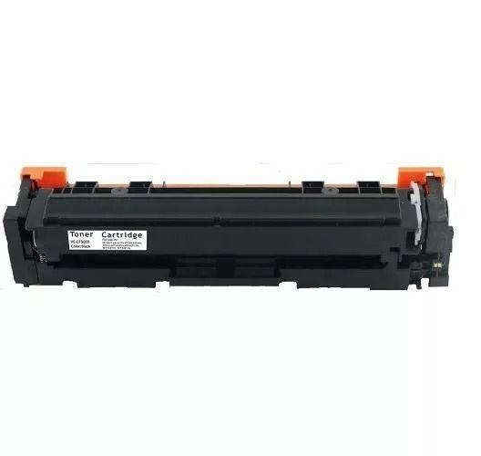 Toner compatível com HP CF500 BLACK (M254/281) 1.400 Páginas - Cartucho & Cia