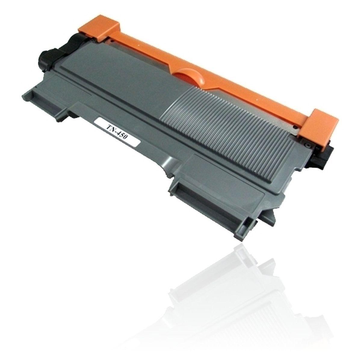 Toner Compatível com Brother TN450 TN410 TN420 2.600 Páginas - Cartucho & Cia