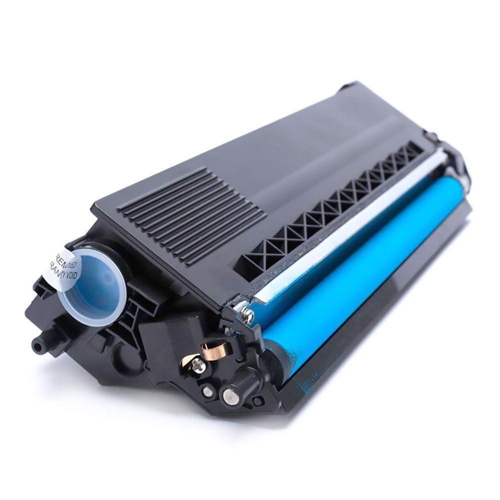 Toner compatível com BROTHER TN315 TN315C HL4570 HL4150 HL4140 MFC9560 MFC9460 Ciano 1.500 Páginas - Cartucho & Cia