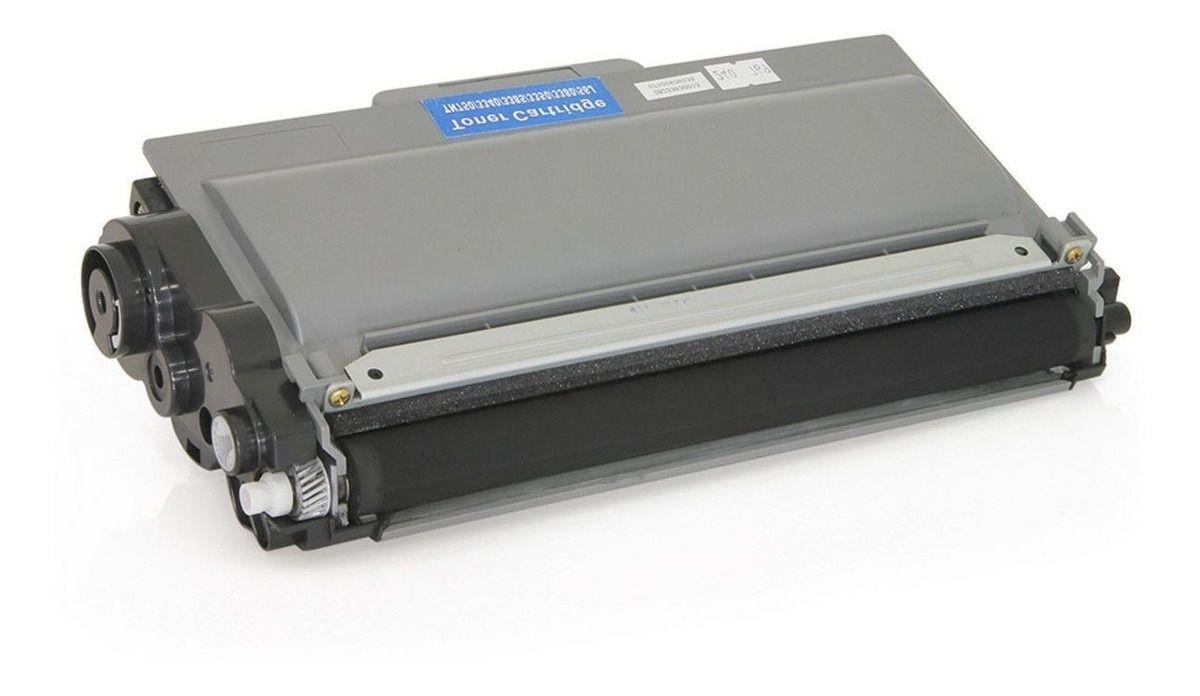 Toner compatível com BROTHER TN750 DCP8110DN HL-5450DW HL-5470DW MFC-8510DN 8.000 Páginas - Cartucho & Cia