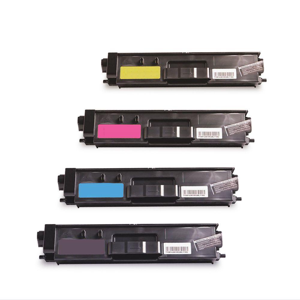 Toner Compatível com Brother TN316M TN-316 Magenta HL-L8350CDW DCP-L8400CDN L8600CDW - 3.500 Páginas - Cartucho & Cia
