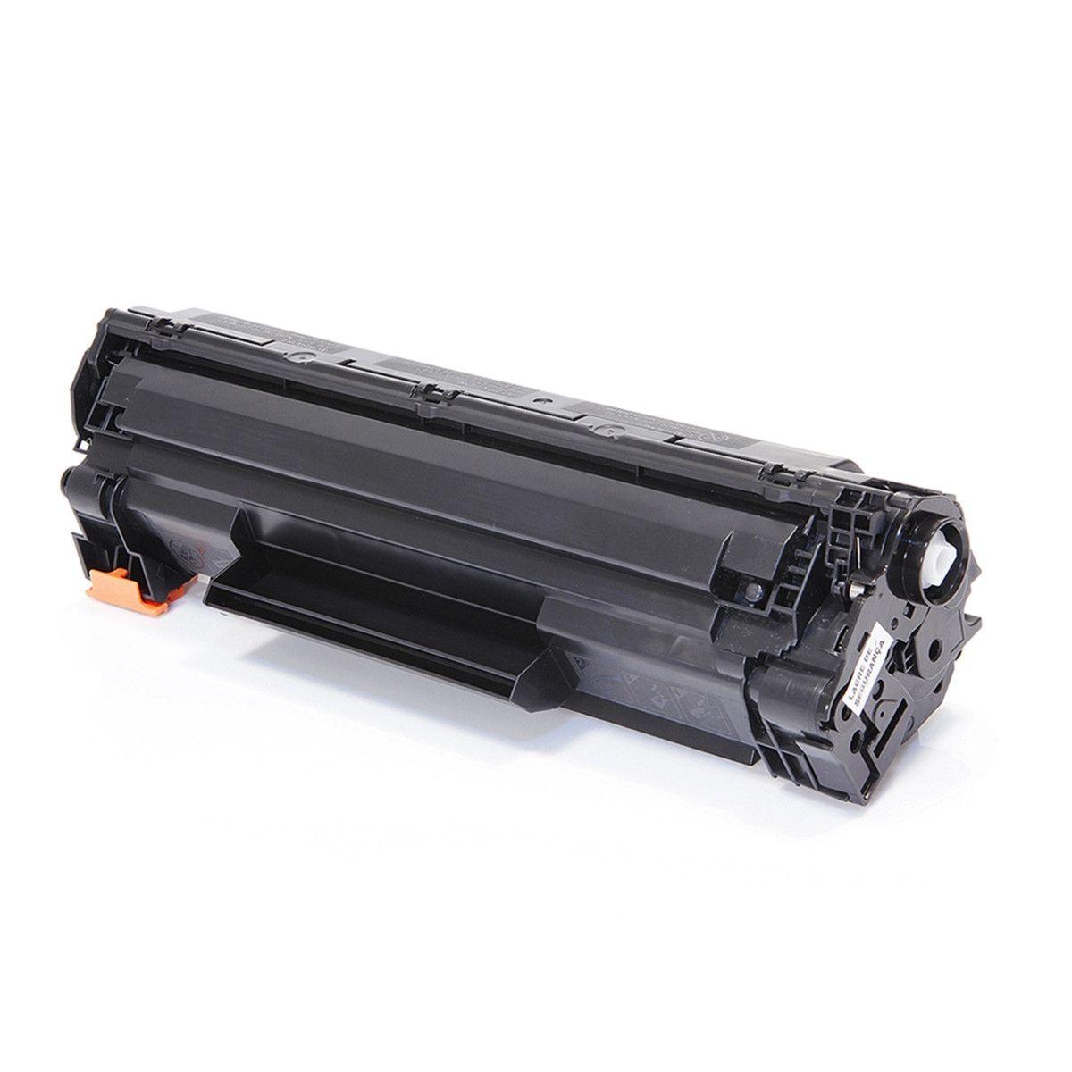 Toner compatível com HP CB435A CB436A CE285A UNIVERSAL P1005 P1505 M1120 M1212 M1130 1.800 Páginas - Cartucho & Cia
