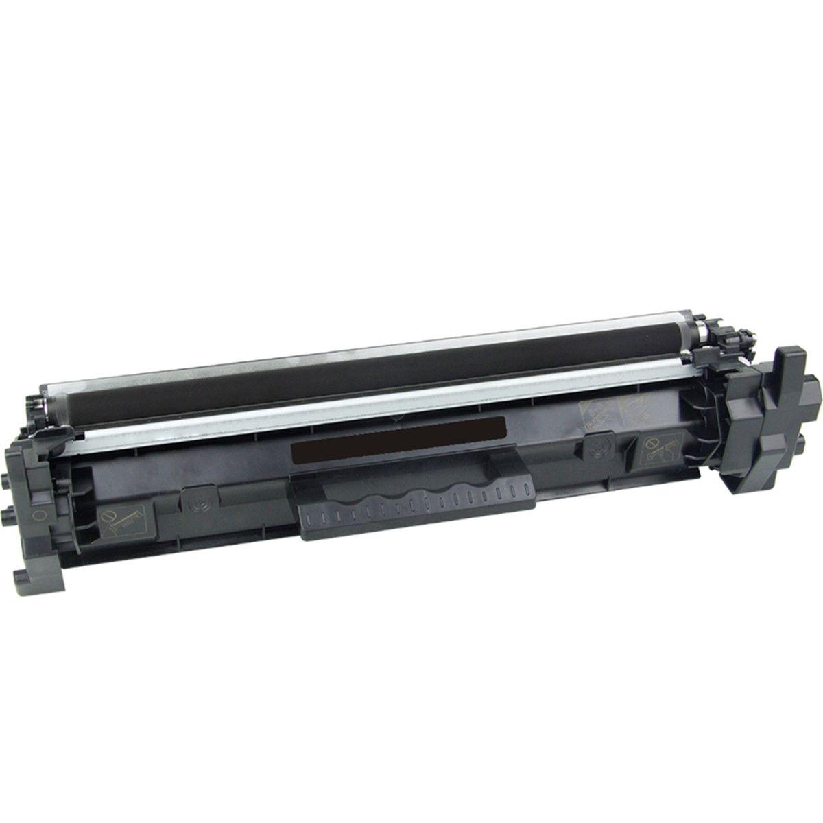 Toner compatível com HP CF217A 17A M130 M102 M130FW M102W M130NW (sem chip) 1.600 Páginas - Cartucho & Cia