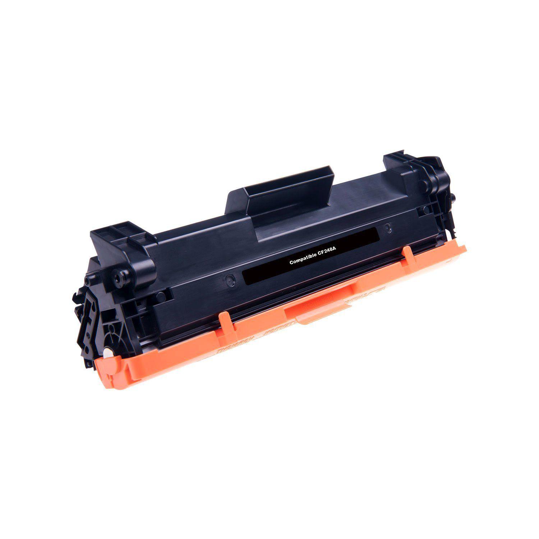Toner compatível com HP CF248A 48A 1.000 Páginas - Cartucho & Cia