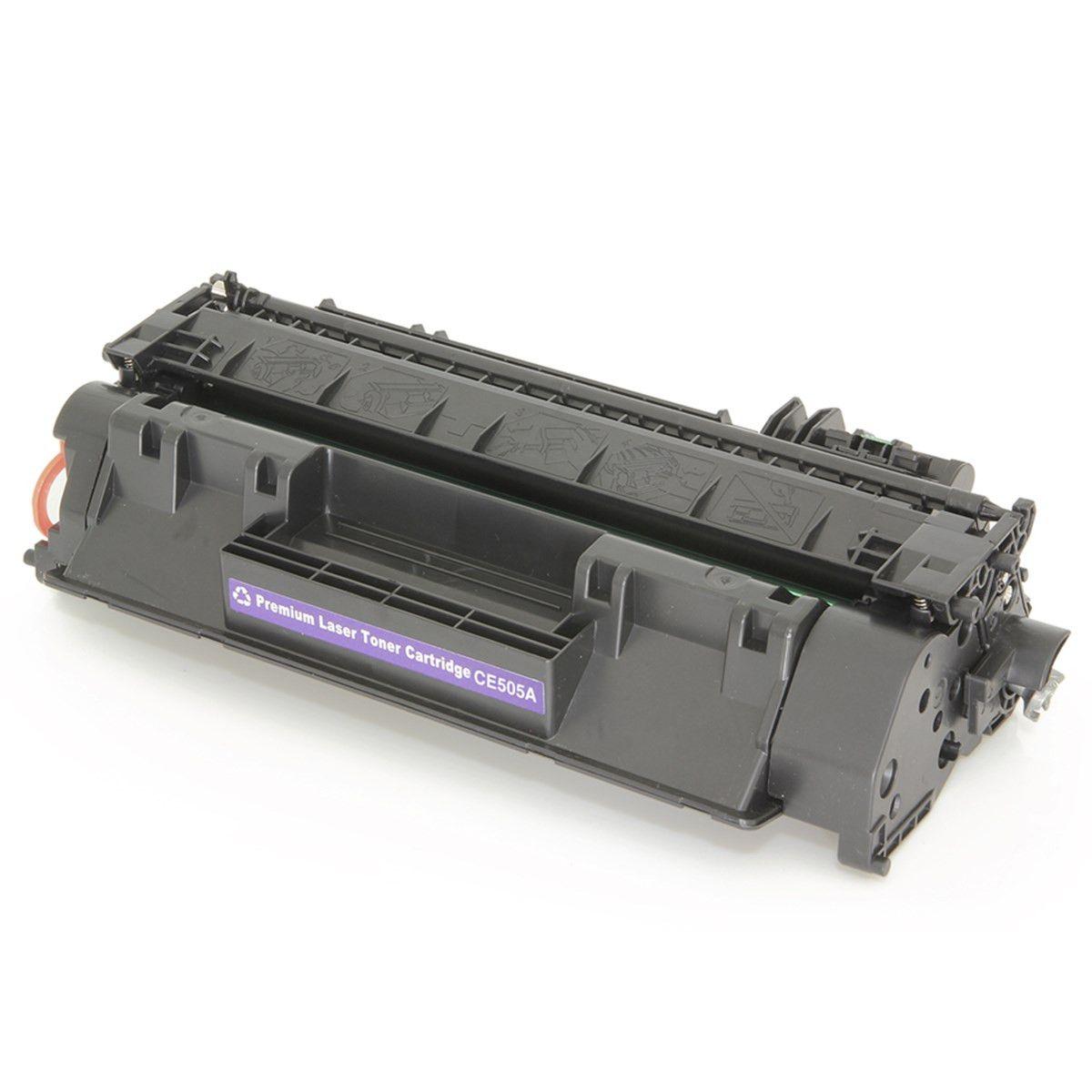 Toner compatível com HP CF280A 2.500 Páginas - Cartucho & Cia
