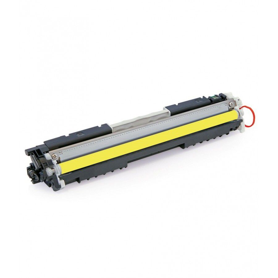 Toner Compatível com HP CF352A 130A Yellow 1.000 Páginas - Cartucho & Cia