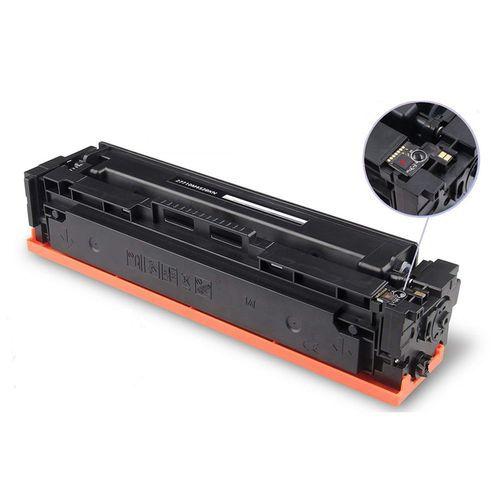 Toner compatível com HP CF501A 202A M281FDW M254DW M-281FDW M-254DW Ciano 1.300 Páginas - Cartucho & Cia