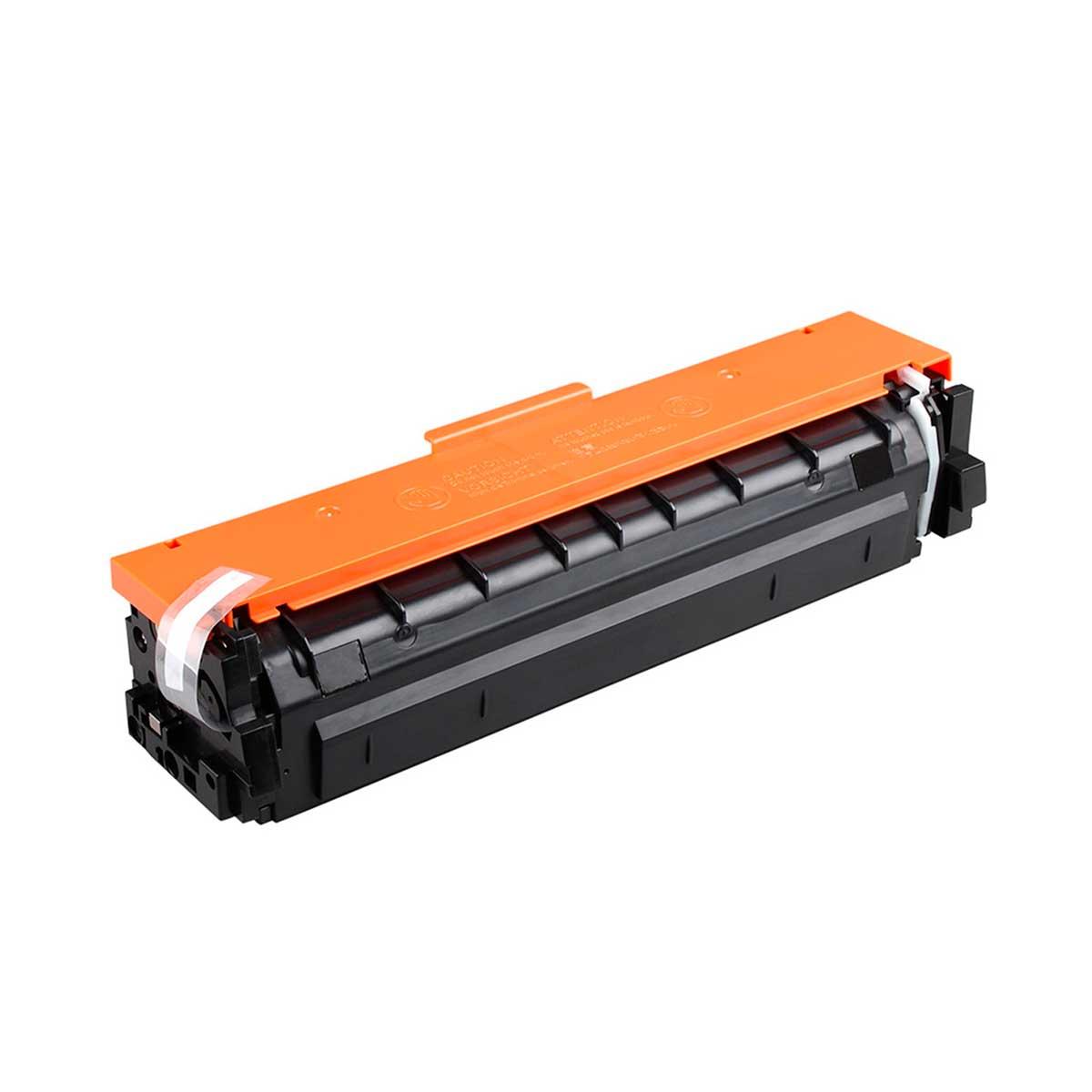 Toner compatível com HP CF511A CF531A Ciano 900 Páginas - Cartucho & Cia