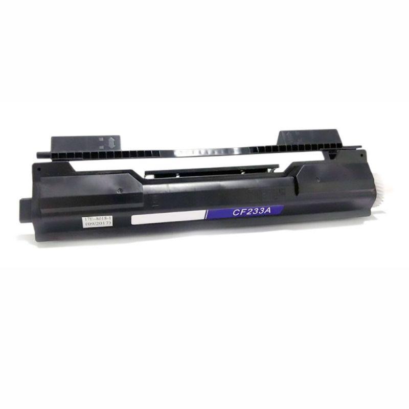 Toner Compatível com HP CF233A 33A Black 2.300 Páginas - Cartucho & Cia