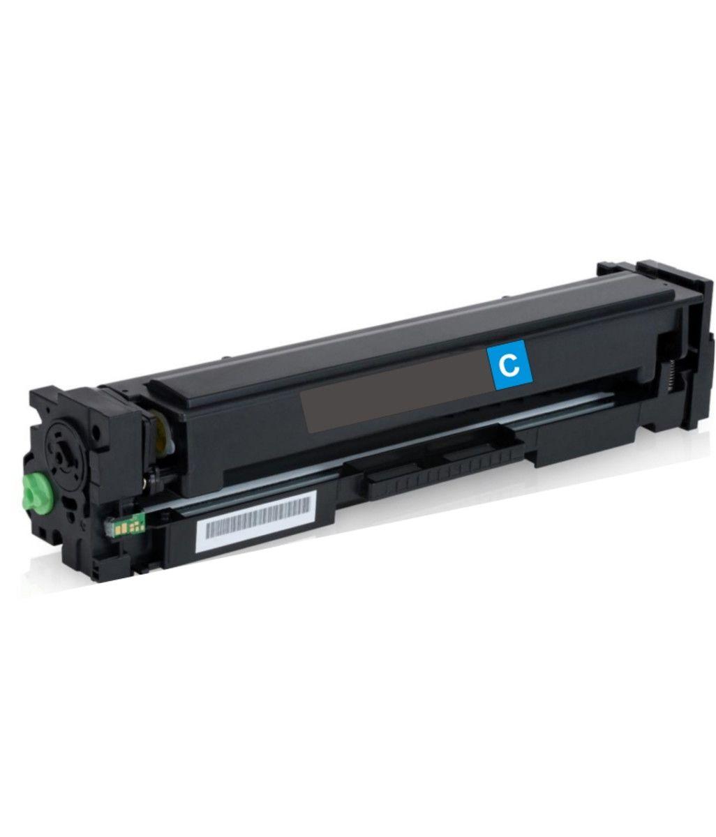 Toner Compatível com HP CF-401A Ciano, M-252DW M-252, M-277DW M277 - 1.400 Páginas - Cartucho & Cia