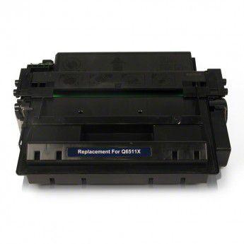 Toner Compatível HP Q6511X | 2400 2410 2420 2420DN 2430N 2430DN-12.000 Páginas - Cartucho & Cia