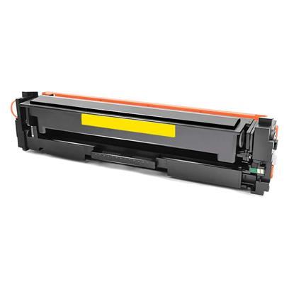 Toner Compatível com HP CF512A CF532A Yellow 900 Páginas - Cartucho & Cia