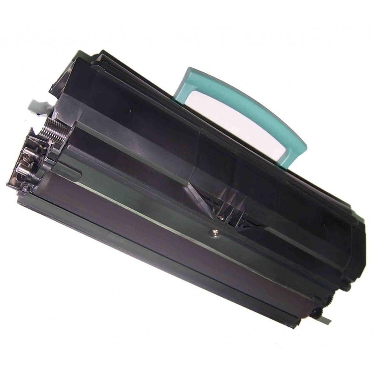 Toner compatível com Lexmark E230 E330 E340 E332 E342 E332N E332TN E342N 6.000 Páginas - Cartucho & Cia