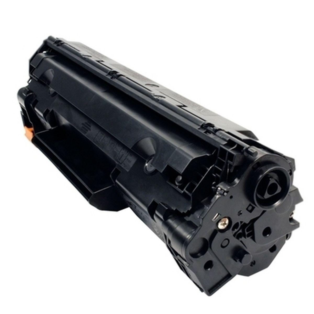Toner compatível HP CE285A 85A 285A CE285AB | P1102 P1102W M1132 M1210 M1212 M1130 - 1.800 Páginas - Cartucho & Cia