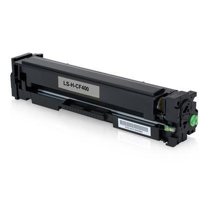 Toner Compatível com HP CF-400A Black, M-252DW M-252, M-277DW M277| M252DW M277DW M252 M277 - 1.500 Páginas - Cartucho & Cia