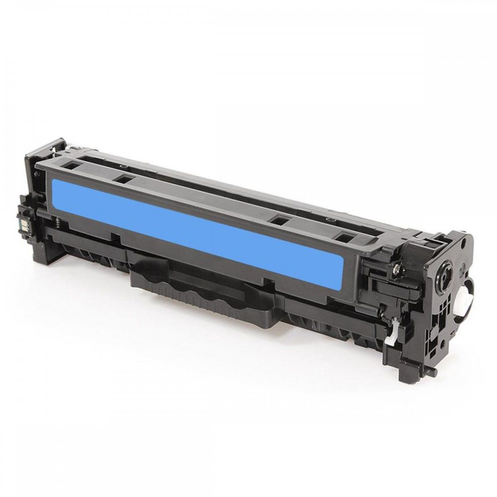 Toner Compatível HP CF411A Ciano 2.300 Páginas - Cartucho & Cia