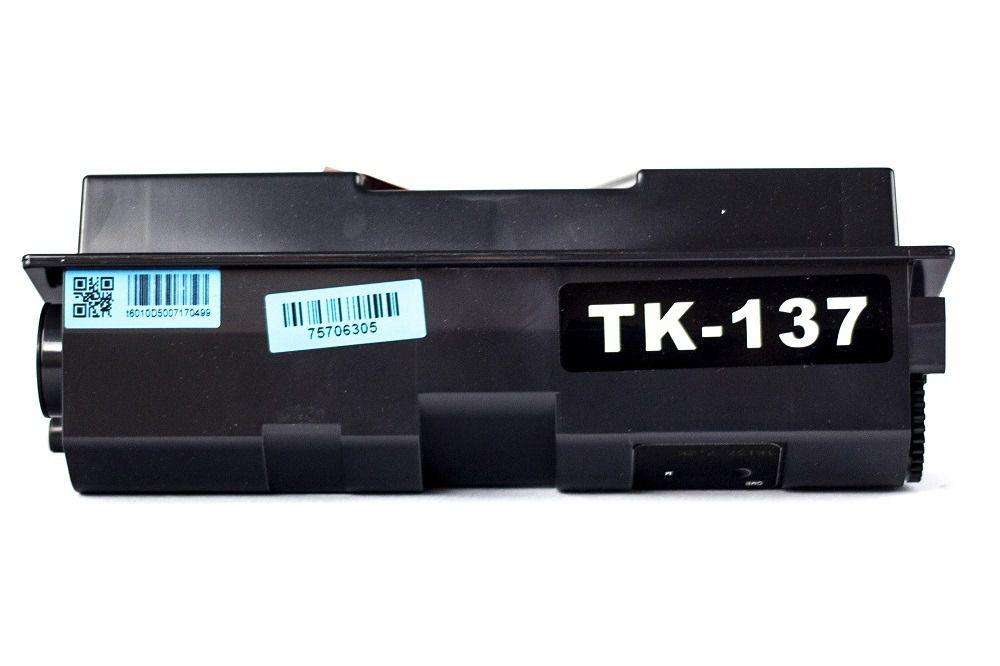Toner compatível KYOCERA TK130 TK131 TK132 TK133 TK134 | FS1300D FS1300DN FS1128MFP  7.200 Páginas - Cartucho & Cia