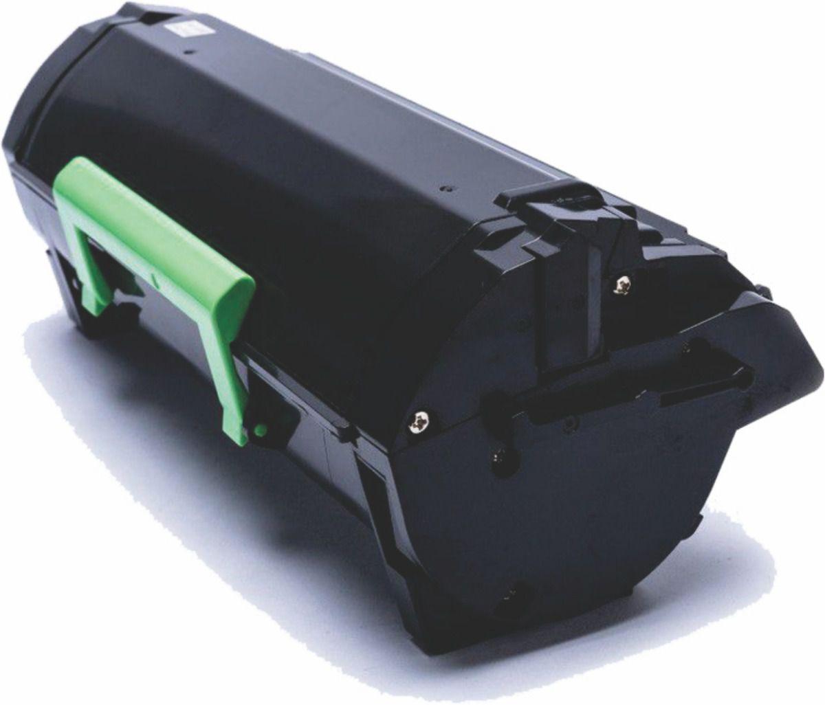 Toner Compatível com Lexmark 504h MS310 MS410 MS610 5.000 Páginas Cartucho & Cia.