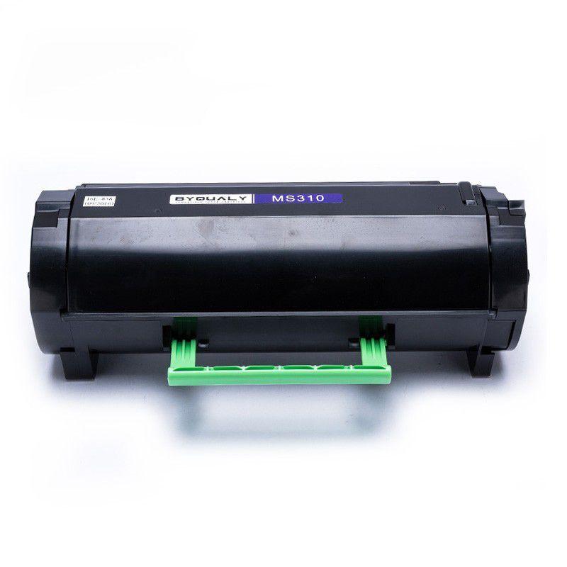 Toner Compatível com Lexmark [50F4X00] MS410/MS415/MS510/MS610 Black 10.000 Páginas - Cartucho & Cia.