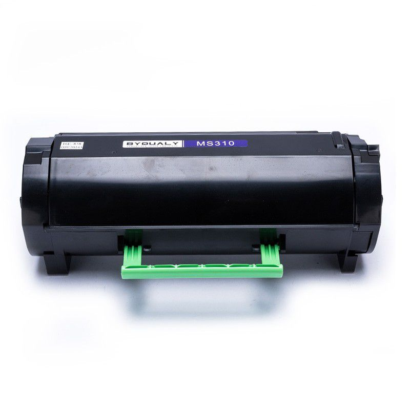 Toner compatível com Lexmark 624h - Black - MX710/MX711/MX810/MX811- 25.000 Páginas - Cartucho & Cia