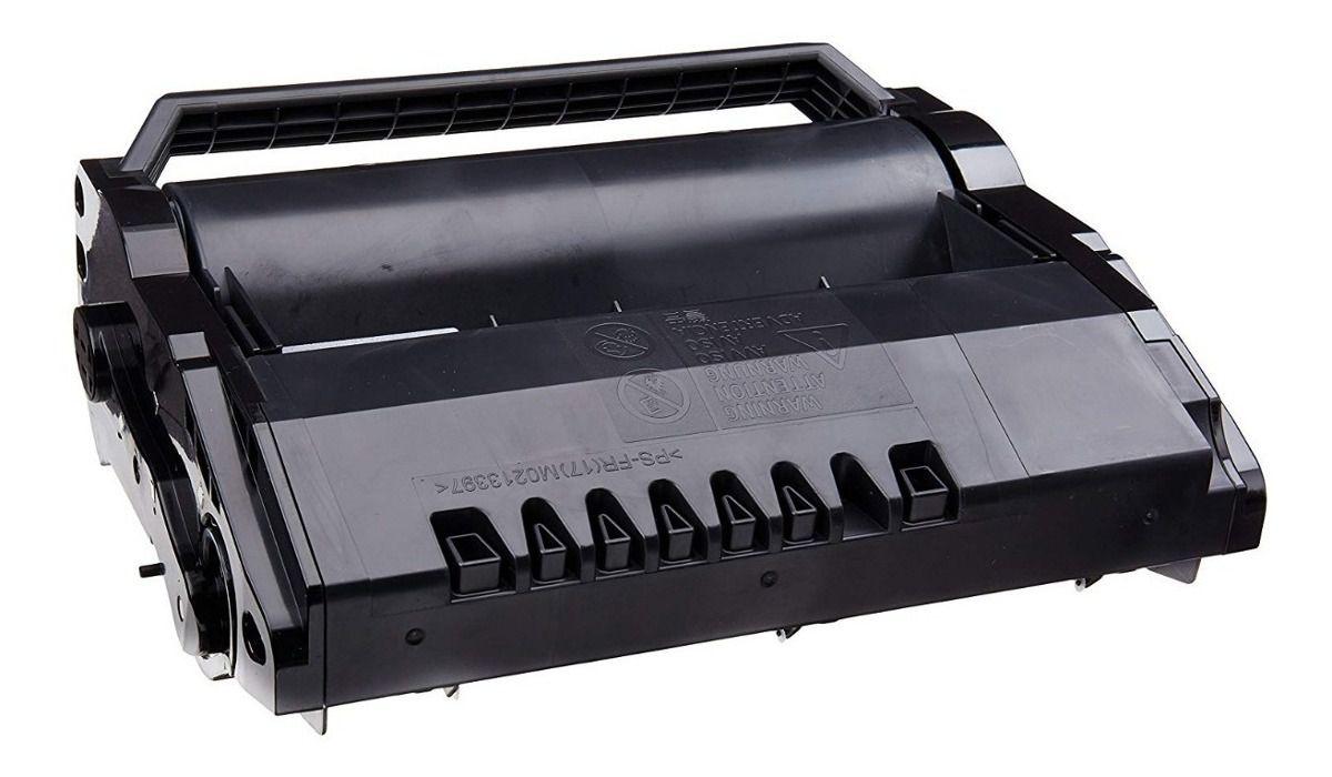 Toner Compatível RICOH SP5200 SP5200DN SP5200S SP5210 SP5210DNHT SP5210SFHW - 25.000 Páginas - Cartucho & Cia