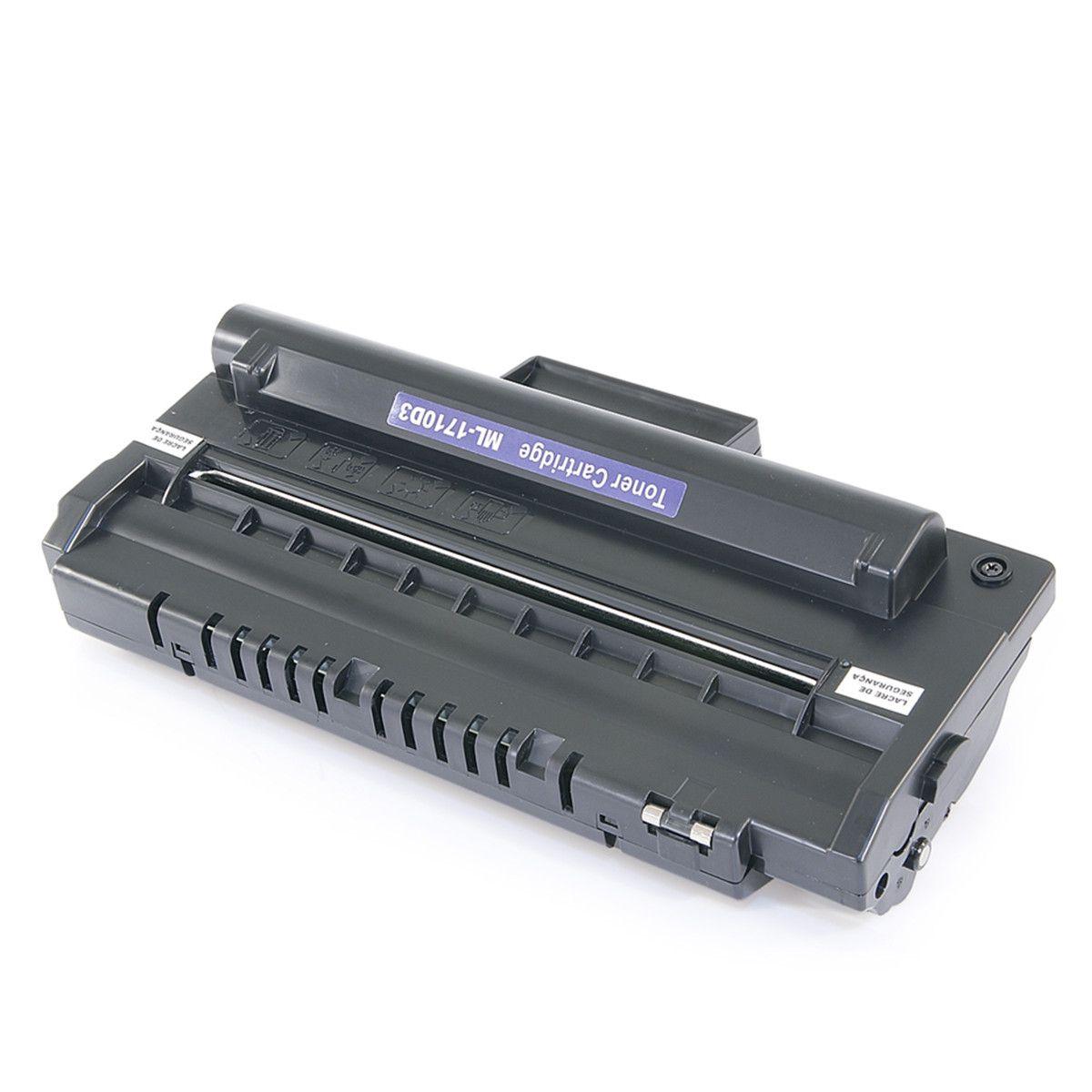Toner compatível SAMSUNG ML1710D3   ML1410 ML1500 ML1510 ML1710 ML1750 ML1755 - 3.000 Páginas - Cartucho & Cia