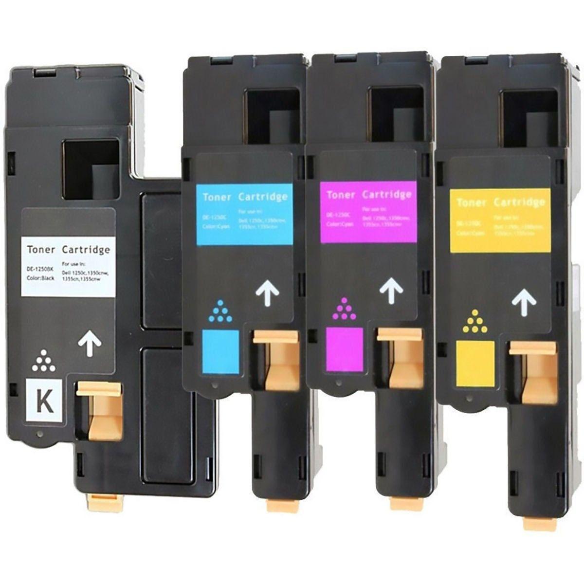 Toner compatível com XEROX PHASER 6000 6010 6015 106R01634 Black 2.000 Páginas - Cartucho & Cia
