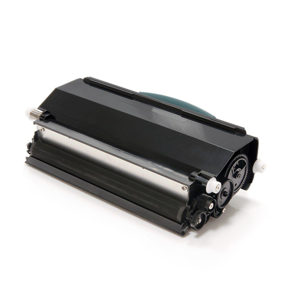 Toner compatível com LEXMARK E260 E360 E460 E460DN E360DN E260DN E260A11B  3.500 Páginas - Cartucho & Cia