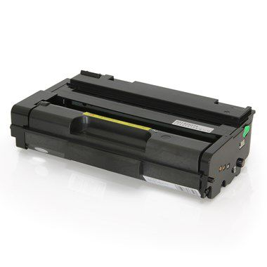 Toner compatível com RICOH AFICIO SP3500 SP3510 SP3400LA SP3500XA SP3510SF SP3500SF 6.400 Páginas - Cartucho & Cia