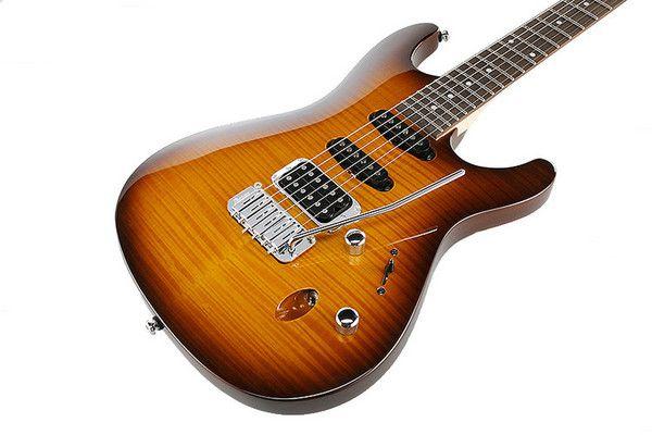 Guitarra Ibanez Sa 160 fm