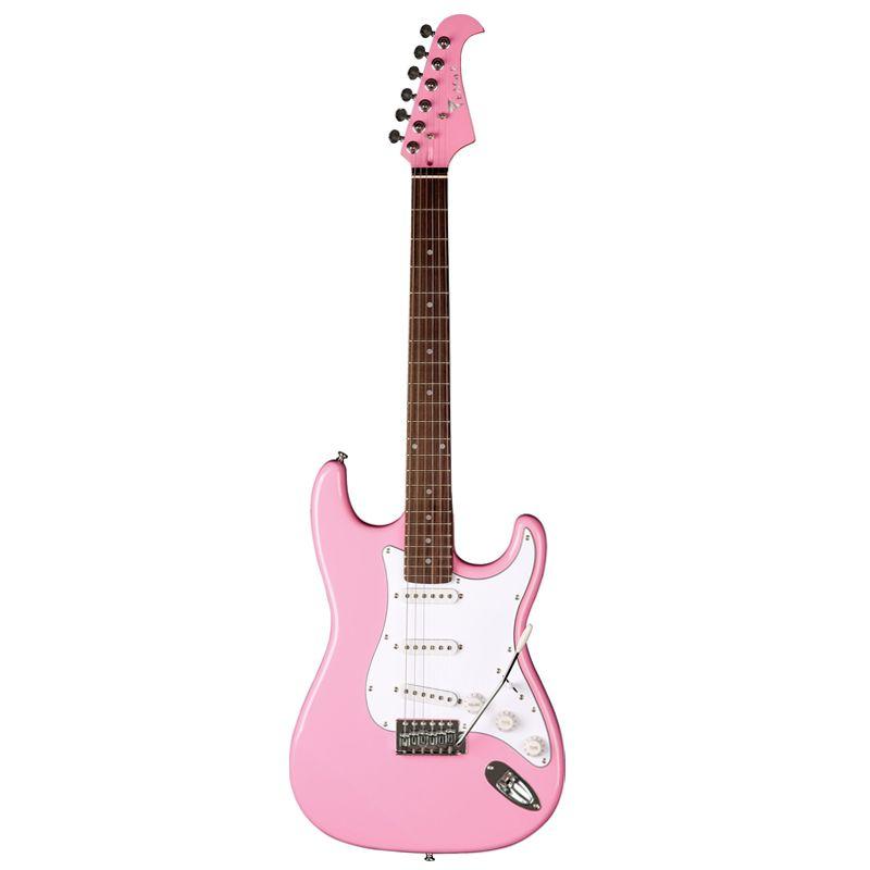 Guitarra Stratocaster Eagle STS 001 - SR