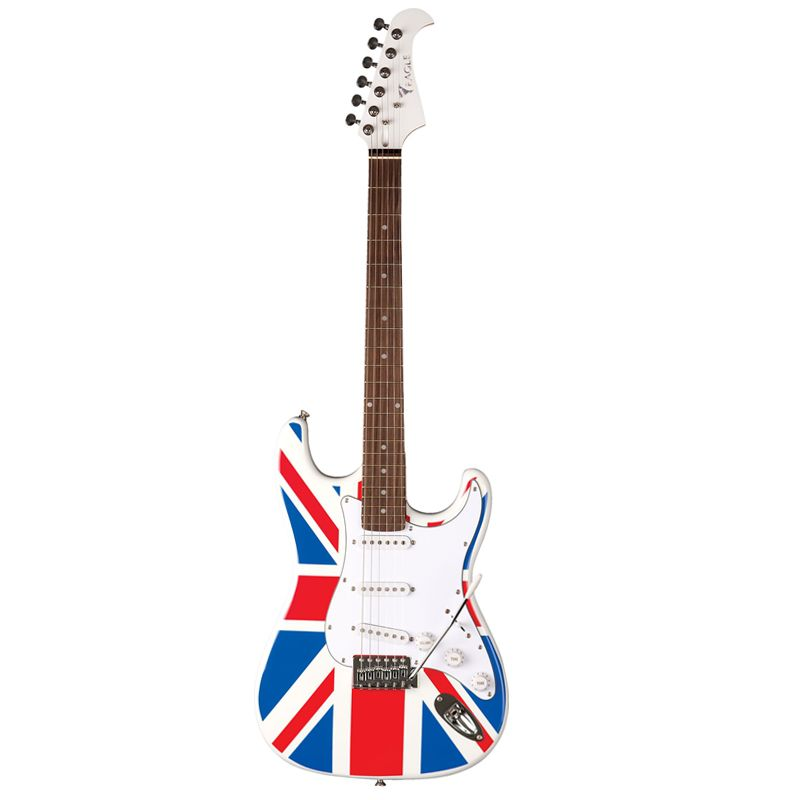 Guitarra Stratocaster Eagle STS 001 - UK